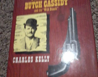 Butch cassidy book