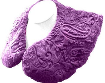 Spa Neck Wrap | Filled With Flax Seed Insert | Washable | Made in USA