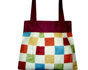 Tote Shopping Bag - Unlined