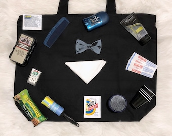 Groom's Emergency Kit