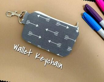 Arrows Wallet Keychain