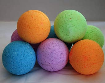 Wholesale Bath Bombs. 10, 25, 50, 100+ Lots. Bulk Bath Bombs. More than 50 scents. Mixed Scented Bath Bombs. Rose, Lavender, Cherry, Vanilla