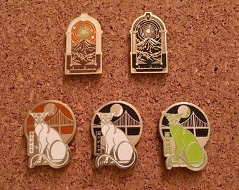 Vision Quest Pin Bundle (6 pins)