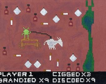 Carriage Ride: Level 1 (River Jordan)