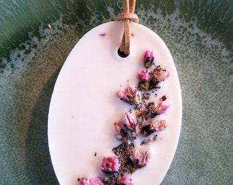 Wax Sachet [Peach] | Wax Air Freshener | Scented Wax Bar | Wax Decoration