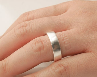 Imprint ring Etsy