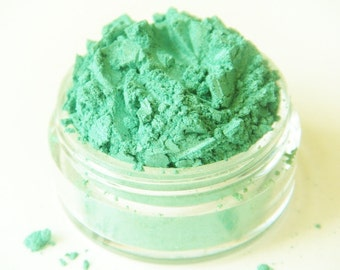 Sea Green- All Natural Mineral Eyeshadow (Vegan)
