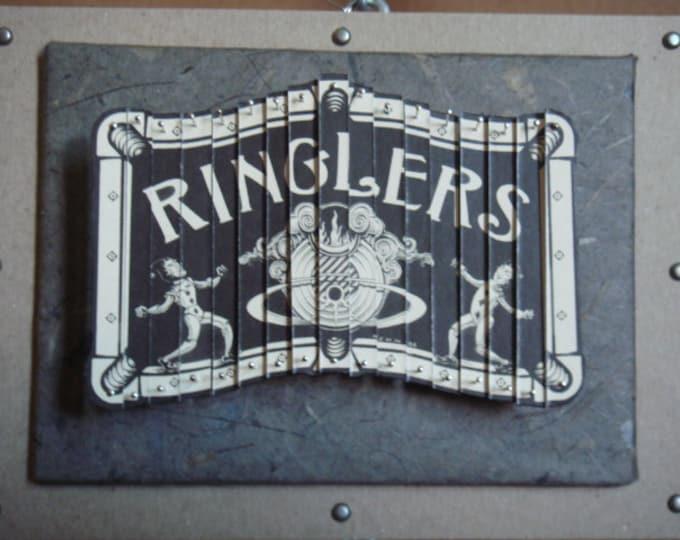 "McMenamin's ""Ringlers"" Pin Sculpture"