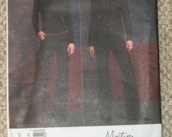 Vogue V2921 montana jacket and pants pattern size 6-8-10-12