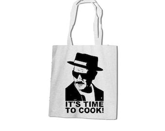 Heisenberg Breaking Bad Bag