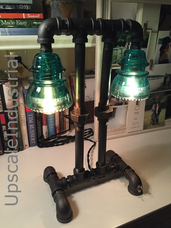 Steampunk Lamp Industrial Lighting Pipe Lighting Pipe