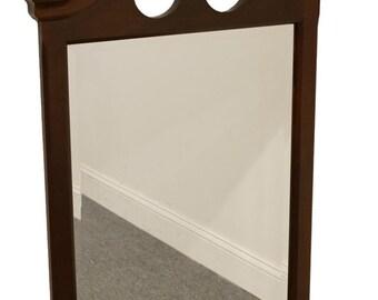 "KINCAID Commonwealth Piedmont Cherry Pediment Top 32x49"" Mirror"