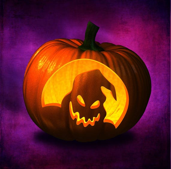jack o lantern stencil carving pumpkin halloween