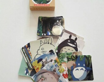 Totoro 46 pieces paper stickers