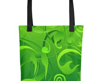 Tote bag - Abstract Jungle