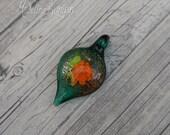 Everlasting Orange Rose P...