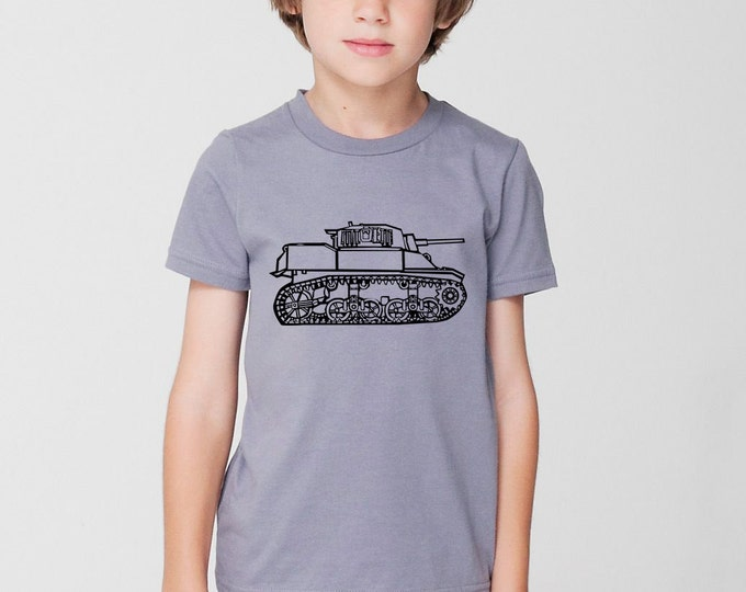 KillerBeeMoto: World War 2 M3 Stuart Tank Short Or Long Sleeve Shirts