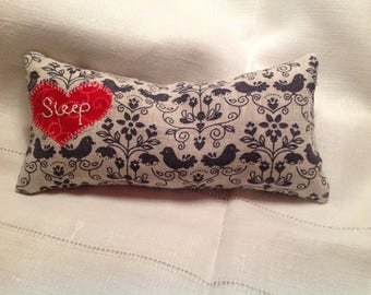 Linen Lavender Sleep Pillow