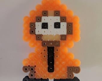 South Park - Kenny McCormick - Perler Bead - Pin