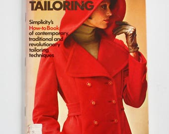 Simplicity Sewing Book- Simply Tailoring, 1973