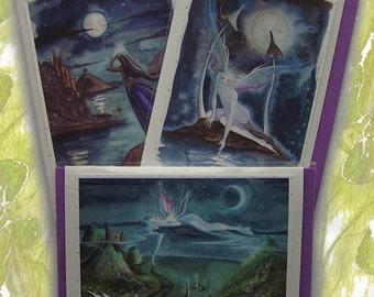 Moonlit Night Card Pack
