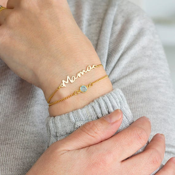 Mama bracelet set