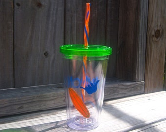 Personalized Surfing Tumbler