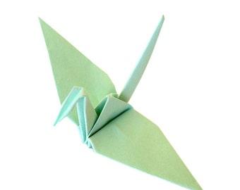Paper Birds | 50 Mint Green