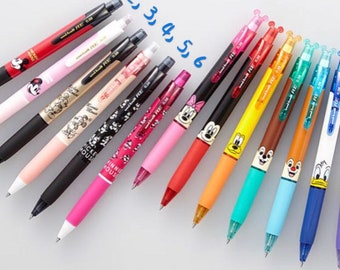 Uni re: frixion pen , plus correction tape sanrio . Kurutoga & delguard Restock on 23/6/18