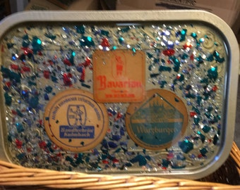 Re-Done It German Beer Tray