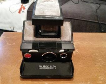 Polaroid SX-70 land camera model 3