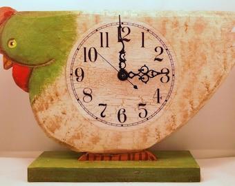 Hen Clock