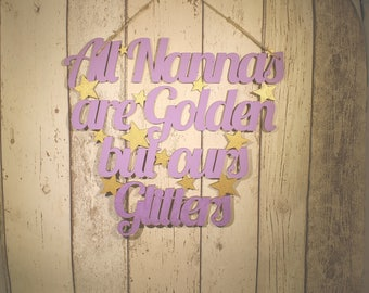 Wooden grandmother sign,Nanny gift, Gift for her, Gift for Grandma, Gift for Nanna, gift for mum, home accessories, home decor