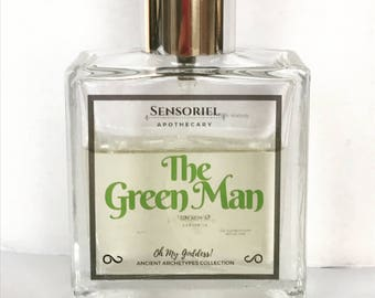 The Green Man Cologne - Oh My Goddess! Ancient Archetypes Collection