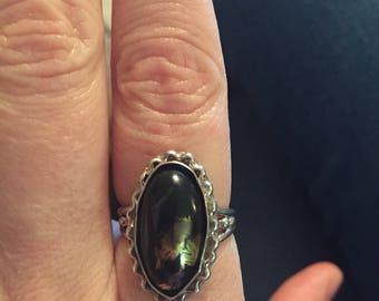Goldstone ring