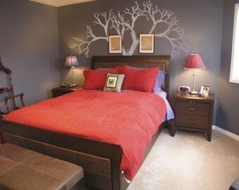 Bare Tree Wall Decal