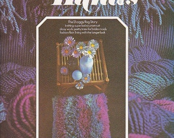 ON SALE Golden Hands Encyclopaedia of Knitting Dressmaking and Needlecraft Guide Part 10 1970s