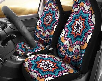 Mandala / Car Seat Covers
