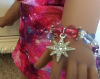 18 Inch Doll Luciana Vega Inspired Doll Star Bracelet