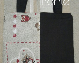 Tote bag owls (owls Tote)