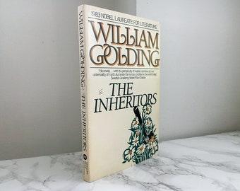The Inheritors by William Golding (Vintage Paperback)
