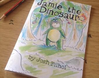Jamie the Dinosaur Comic