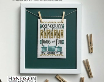 "HANDS ON DESIGN ""Loads of Fun - Part 2"" Of A 3-Part Mini Series With Bonus Chart 