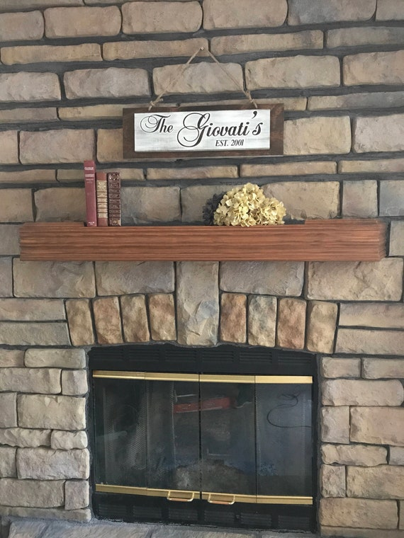 Rustic Wall Decor For Living Room, Rustic Sign For Farmhouse, Wood Rustic Sign, Rustic Sign, Living Room Decor, Farmhouse Living Room Decor