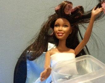 Barbie Hair Roller Blythe Monster High Madame Alexander Pullip OOAK Barbie Fashion Doll Accessories Hair Rollers Barbie Doll Accessory