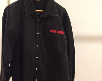 Vintage 1995 Mission Impossible Long Sleeve