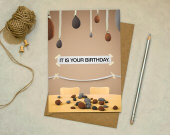 The Office Dwight Schrute - It Is Your Birthday.