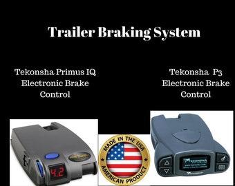 Tekonsha Electronic Brake Control Systems