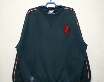 Vintage LA Major League Dodges Baseball Sweater Sweatshirt