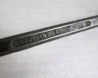 Vintage LECTROLITE Tru Fit 3103 Box End Wrench Tool 5/8 & 11/16 Inches